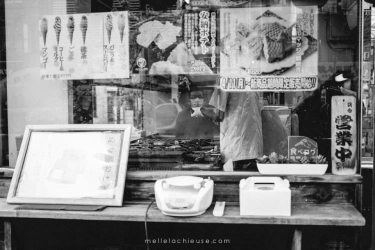 Photographe gwendoline noir Nakameguro japon tokyo sakura-21