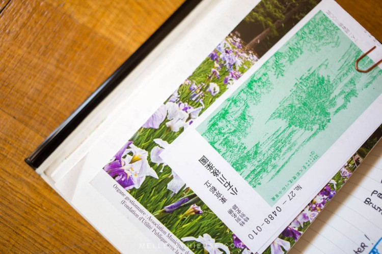 Carnet de voyage travel book japon japan-6