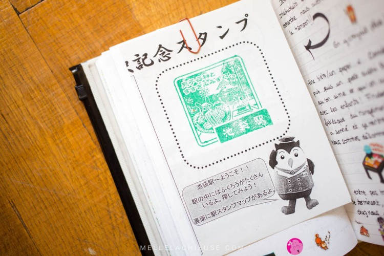 Carnet de voyage travel book japon japan-8