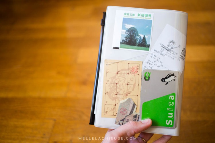 Carnet de voyage travel book japon japan-9