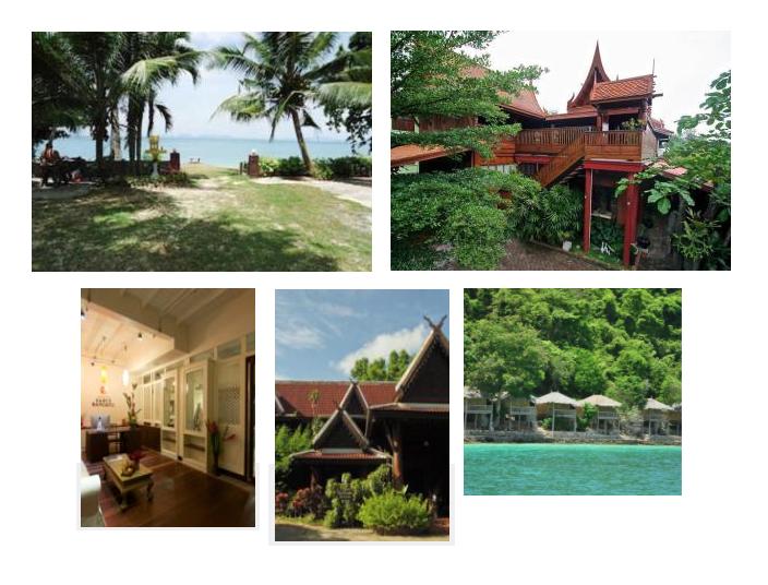 Hotels Thailande