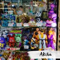 JAPON // Akihabara, ville électrique