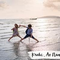 THAILANDE // KRABI - AO NANG BEACH